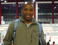 John Nchejane